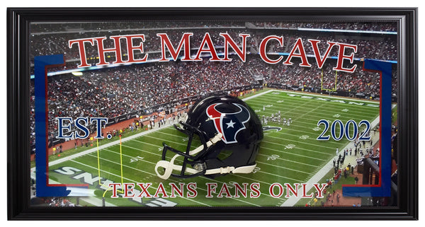 Texans-Man Cave