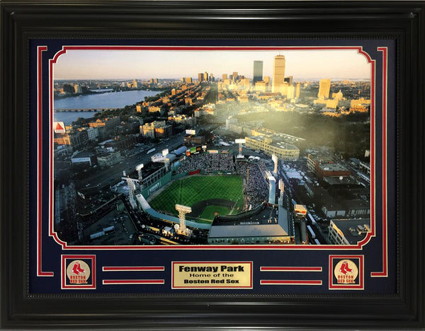 Fenway Park Aerial View