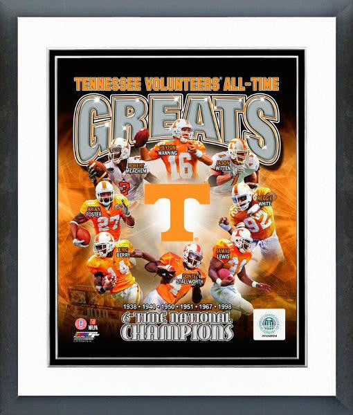 College-Vols All-Time Greats