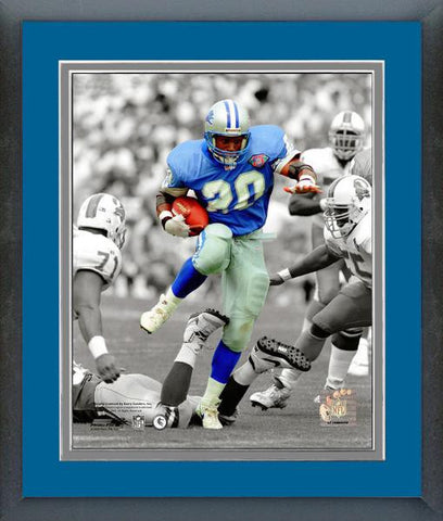 Lions-Barry Sanders Spotllight