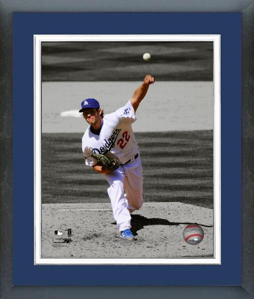 Dodgers-Clayton Kershaw Spotlight