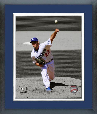 Dodgers-Clayton Kershaw Spotlight - National Memorabilia