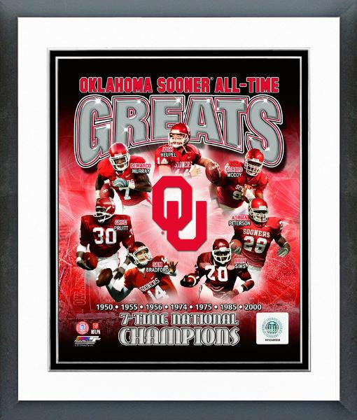 College-Sooners All-Time Greats
