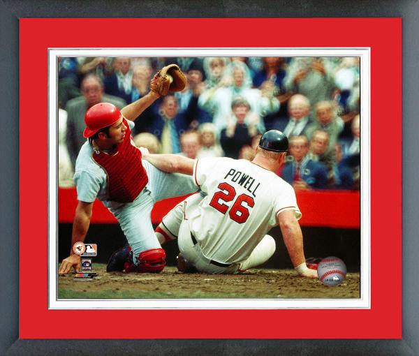 Reds-Johnny Bench 1970 World Series