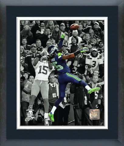 Seahawks-Richard Sherman Spotlight