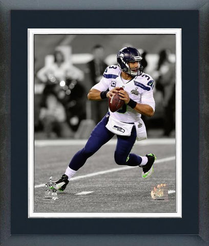 Seahawks-Russell Wilson Spot Light