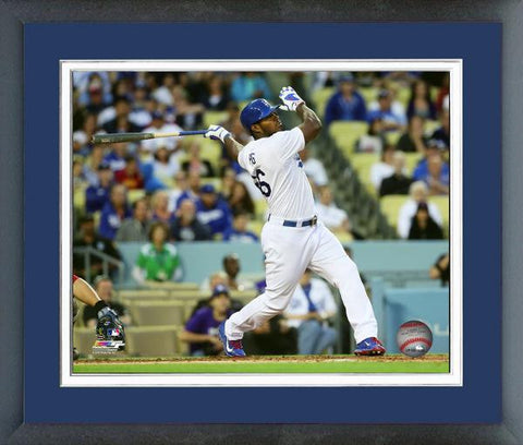 Dodgers-Yasel Puig - National Memorabilia