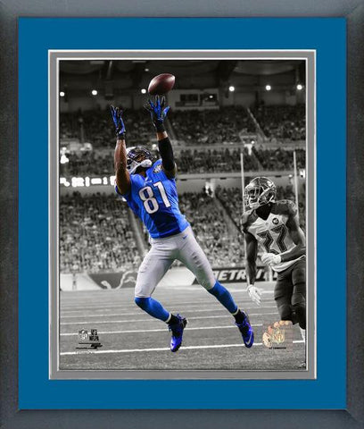 Lions-Calvin Johnson Spotlight