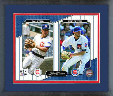 Cubs- Ron Santo & Chris Bryant Legacy Collection