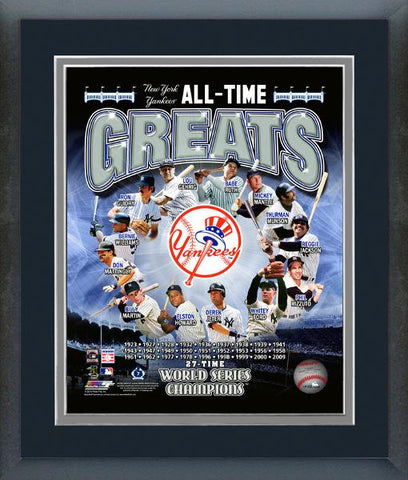 Yankees All Time Greats