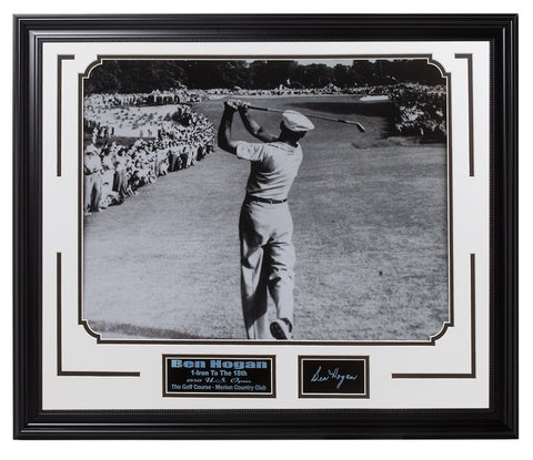 Golf-Ben Hogan 1-Iron Shot 1950 US.Open - National Memorabilia