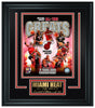 NBA Miami Heat All-Time Greats Limited Edition Frame. FTSQB187