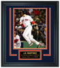 J.D. Martinez - Red Sox 2018 World Series ChampionLt.Edition Frame