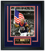Houston Texans - J.J.Watt Limted Edition Frame FTSSN180 - National Memorabilia
