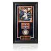 Astros-Jose Altuve Autographed Baseball Shadow Box Baseball In Shadow Box Frame. - National Memorabilia