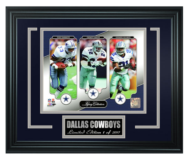 Dallas Cowboys - Running Backs