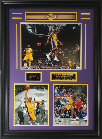 NBA- Legend Kobe Bryant 20x28 Collage