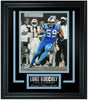 Luke Kuechly Limited Edition Frame. FTSSN178