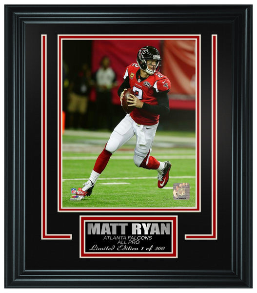 Atlanta Falcons - Matt Ryan Framed Lt.Edition FTSSM045