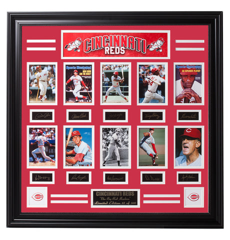 MLB Reds 10-Photo All-Time Greats