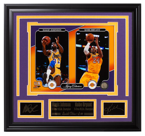 Lakers - Sport Memorabilia & Collectibes | Frame The Stars