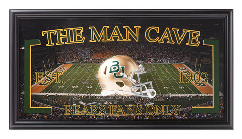 College-Baylor Man Cave - National Memorabilia