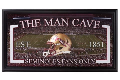 College-FSU-Man Cave - National Memorabilia
