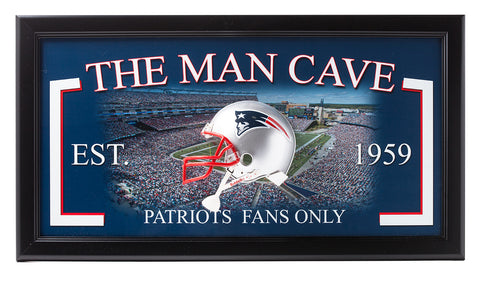 NFL-New England Patriots Man Cave