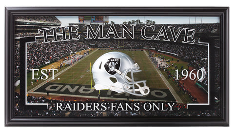 NFL-Raiders-Man Cave