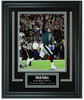 Nick Foles Super Bowl LII M.V.P. Thanking God 8x10 Photo Framed.