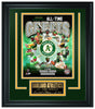 MLB Oakland A's All-Time Greats Limited Edition Frame. FTSQA231