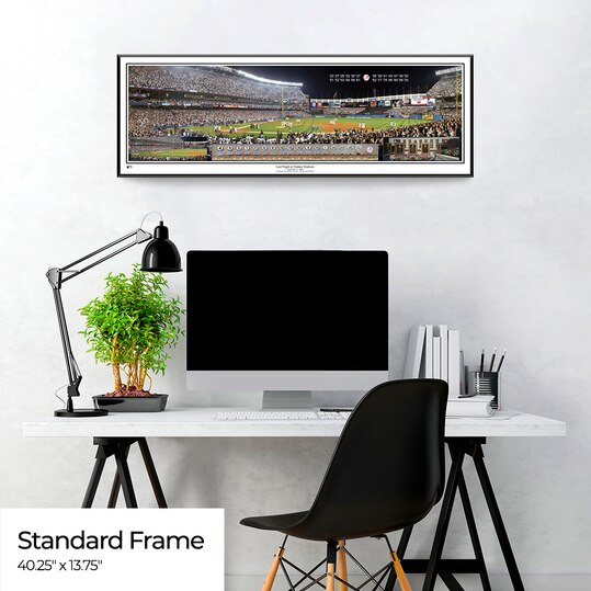 New York Yankees Panorama - Last Night at Yankee Stadium - MLB Wall Decor