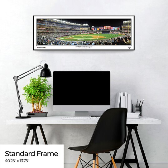 New York Yankees Panorama - 27th World Series Champions - MLB Wall Decor