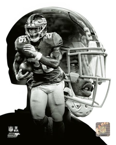 Pro File Collection New York Giants Saquon Barkley Profile 8x10 N.F.L. Licensed Photo