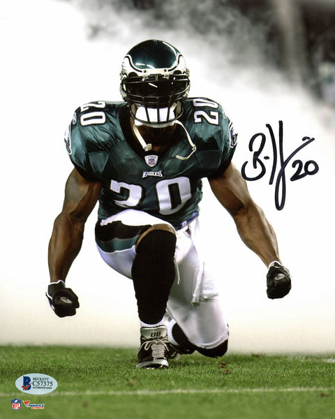 Eagles- Brian Dawkins Autographed 8x10 Photo