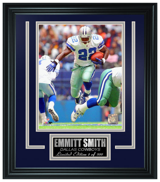 Dallas Cowboys - Emmitt Smith Limited Edition Frame FTSTF188