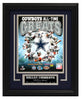 Dallas Cowboys-All-Time Greats Limited Edition Collage FTSA121 - National Memorabilia
