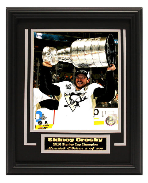 NHL SIDNEY CROSBY-PITTSBURGH PENGUINS