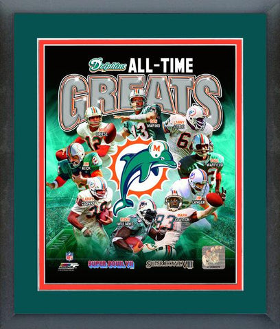Miami Dolphins- All-TIme Greats