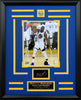 Golden State Warriors-Kevin Durant Engraved Signature Collage FTSE059ES - National Memorabilia