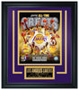 NBA L.A.Lakers All-Time Greats Limited Edition Frame. FTSOM118