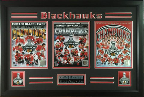 Blackhawks - National Memorabilia