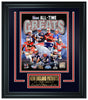 New England Patriots All-Time Greats Limited Edition Frame. FTSRS014