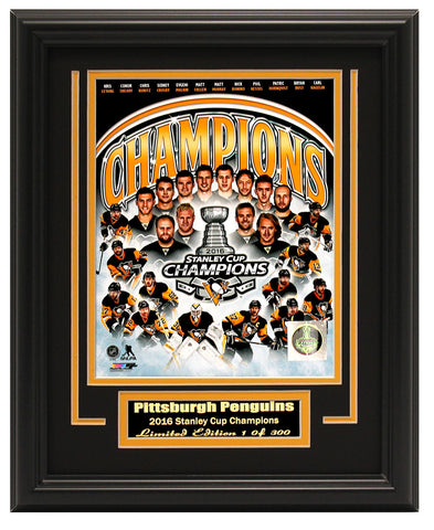 PITTSBURGH PENGUINS-CHAMPIONSHIP