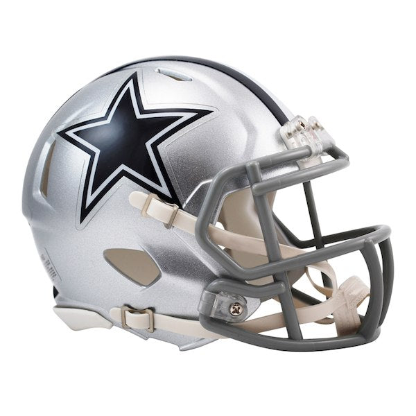 Riddell Dallas Cowboys Revolution Speed Mini Football Helmet