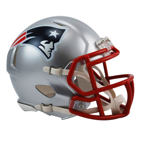 Patriots Revolution Speed Full-Size Authentic Football Helmet