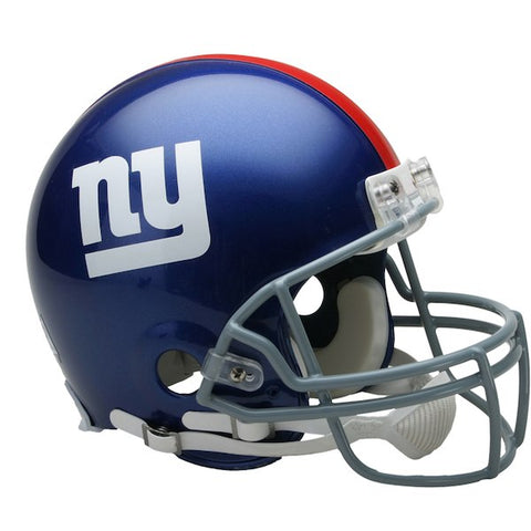 Riddell New York Giants VSR4 Full-Size Authentic Football Helmet