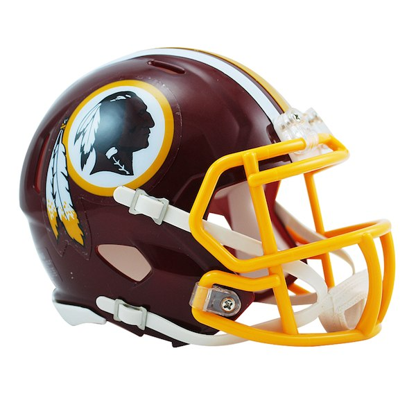 Riddell Washington Redskins Revolution Speed Full-Size Authentic Football Helmet