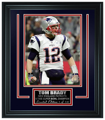 New England Patriots - Tom Brady