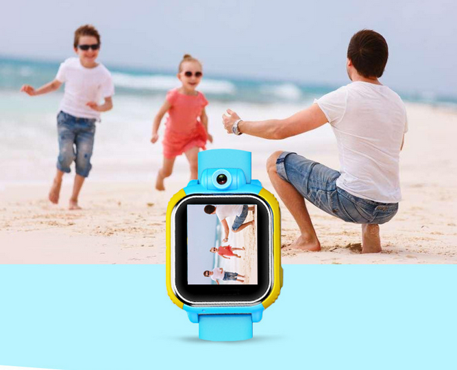 Montre GPS pour enfant Camera M80 - Kid Smart Watch